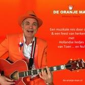 De Oranje Man - Wilhelmus, Singer-songwriter, Levenslied, Nederpop soloartist