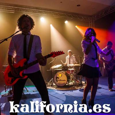 Kalifornia Orquesta, Dance, Latin, Pop band