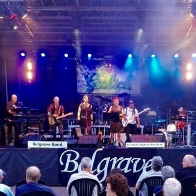 Belgrave, Coverband, Soul, Rock band