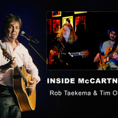 Inside McCartney, Tributeband, Muziektheater, Kleinkunst band