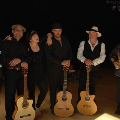 Bandera Latina, Wereldmuziek, Latin, Flamenco band