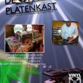 De Omgevallen Platenkast | De interactieve Vinyl Platen Only DJ, Pop, Disco, Rock dj