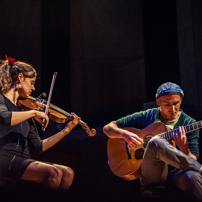 Jonas Meersmans, Folk, Fingerstyle, Wereldmuziek ensemble