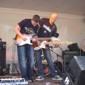 Railroad Crossing Blues Band, Rock, Blues band