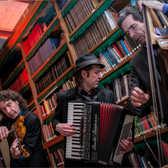 Panville, Gipsy, Balkan, Wereldmuziek band