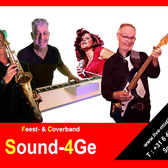 Sound-4ge, Coverband, Allround, 80s band