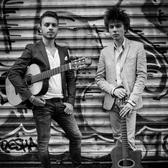 Antoine Boyer and Samuelito, Fingerstyle, Gipsy, Akoestisch ensemble