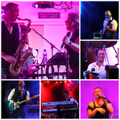 Allround coverband Nightwind, Coverband, 80s band