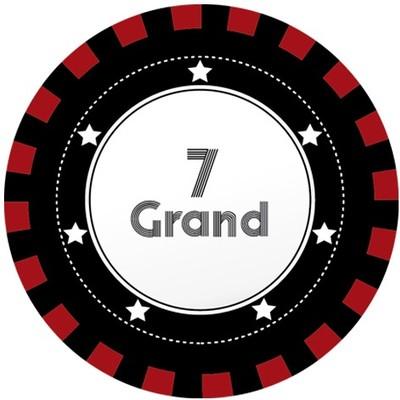 7 Grand, Soul, Funk, Rock band