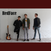 RedFace, Pop, Rock, Blues band