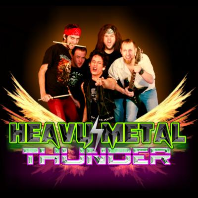 Heavy Metal Thunder, Metal, Hard Rock, Heavy metal band