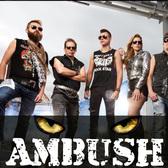 Ambush, Coverband, Rock, Hard Rock band