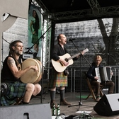 The Assassenachs, Keltisch, Folk, Akoestisch band