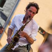 Jan van Oort Saxofonist ook met DJ, Allround, Dance, Pop soloartist