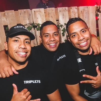 DJ Triplets (2 DJ'S & 1 MC), Allround, Entertainment, Dance dj