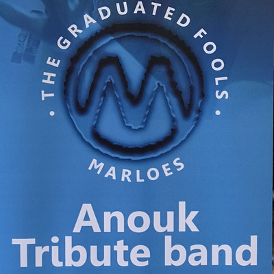 Marloes & The Graduated Fools, Rock band