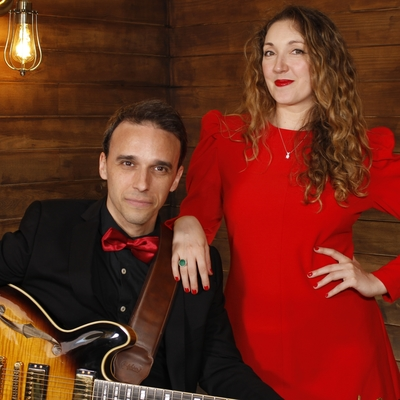 Beatriz Zaragoza Duo, Pop, Jazz, Soul band