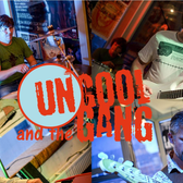 UNCOOL AND THE GANG, Funk, Soul, Latin band