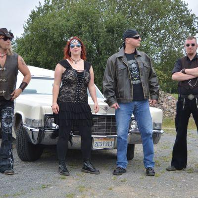 Cadilläc Blood, Rock, Indie Rock, Heavy metal band