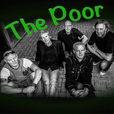 The Poor, Rock, Coverband, Pop band