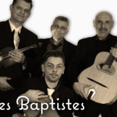 Les Baptistes, Jazz, Swing, Gipsy band