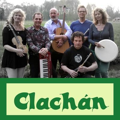 Clachán, Keltisch, Folk, Volksmuziek band