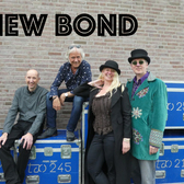 New Bond, Rock, Blues band