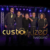 Customized Liveband, Soul, Pop, Funk band