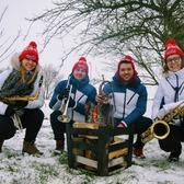 The Brassbells, Jazz, Klassiek, Pop ensemble