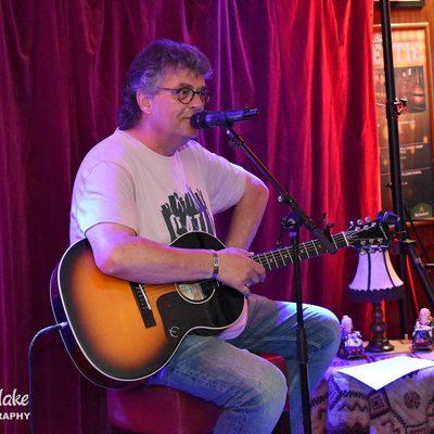 T.B. de Bruin, Nederpop, Blues band