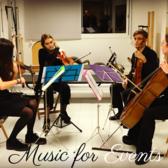 Elysian Quartet, Coverband, Klassiek, Pop ensemble