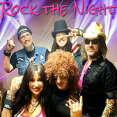 Rock The Night, Coverband, Rock, Tributeband band