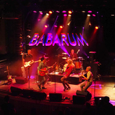 BABARUM, Rock 'n Roll, Soul, Rockabilly band