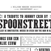 Johnny Cash by Spoonstreet, Americana, Country, Bluegrass band