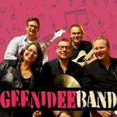 GEENIDEEBAND, Coverband, Pop, Rock band