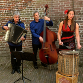The Moonlight Heroes, Jazz, Akoestisch, Muziektheater ensemble