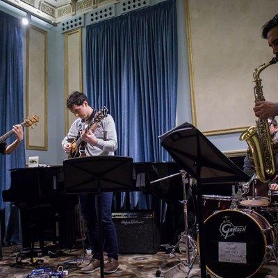 Checho Fernandez Grupo, Jazz, Blues, Bossa nova band