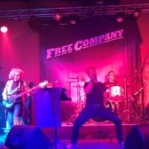 Free Company, Rock, Pop, Blues band