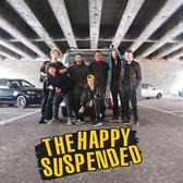 The Happy Suspended - Gigstarter Artist of the Year 2019, Ska, Punk, Reggae band