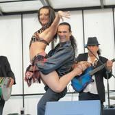 Aja Brasil, Latin, Bachata, Samba band