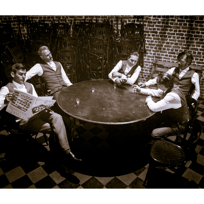 The Fabulous Moonrakers, Blues, Swing, Rock 'n Roll band