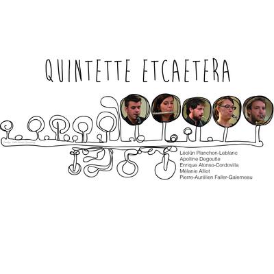 Quintette EtCætera, Klassiek, Kinderliedjes, Modern klassiek ensemble