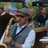 Live muziek saxofonist one-man band, Allround, Easy Listening, Pop soloartist