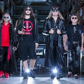 F-Red, Hard Rock, Heavy metal band