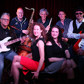The Dance Department, Coverband, Funk, Soul band