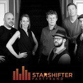 STARSHIFTER PARTYBAND, Coverband band