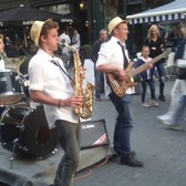 Niveau Chapeau, Jazz, Funk, Blues ensemble