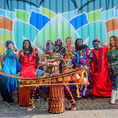 Nusodia (Professionele band), Afro, Jazz, Wereldmuziek band