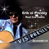 Erik el Presley, Rock 'n Roll, Country, Entertainment soloartist