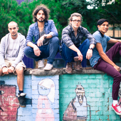 The Curious Incident, Indie Rock, Britpop, Reggaeton band